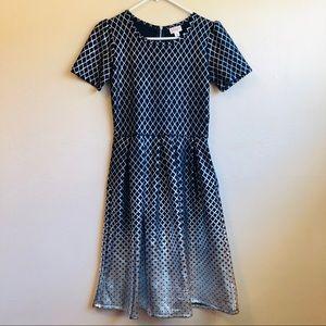NWOT LuLaRoe Elegant Collection Amelia Dress
